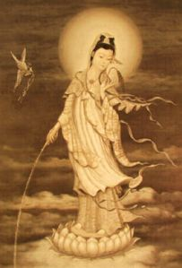Quan Yin and Chenrezig